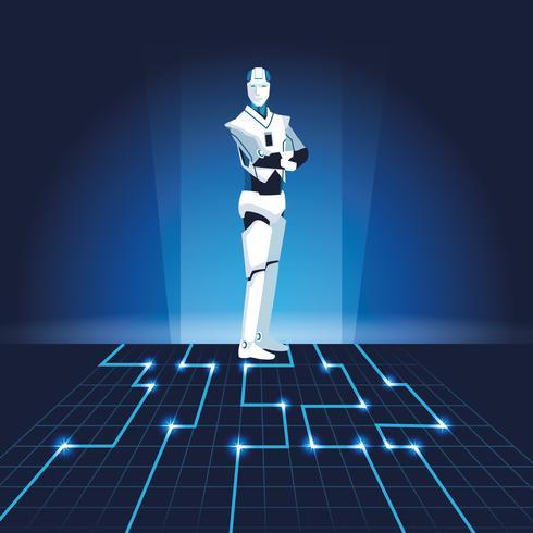 avatar robot umanoide