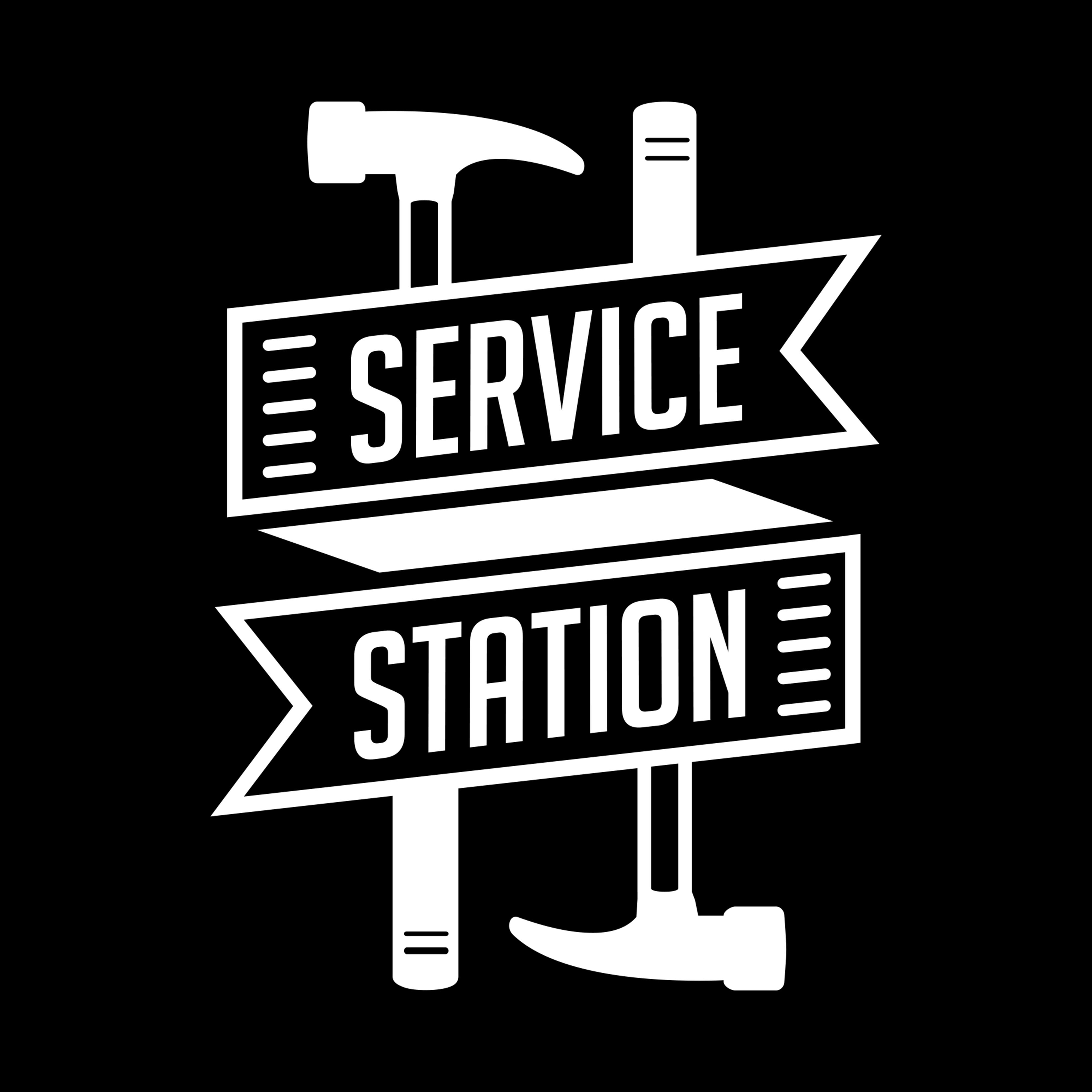 Mechanic Logo And Badge, Good For Print