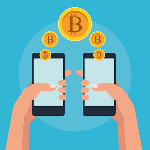 Bitcoin cryptocurrency-teknik