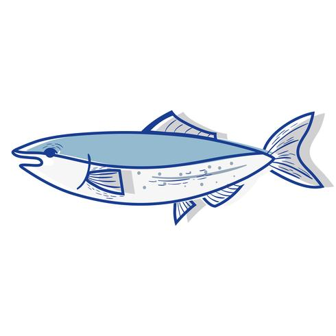 delicious seafood fish with natural nutrition