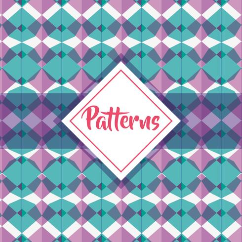mönster geometrisk modern grafisk bakgrundsdesign