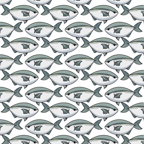 pesce delizioso pesce con sfondo di nutrizione naturale
