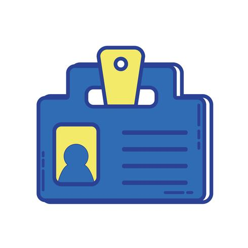 message de stratégie d'information de document commercial vecteur