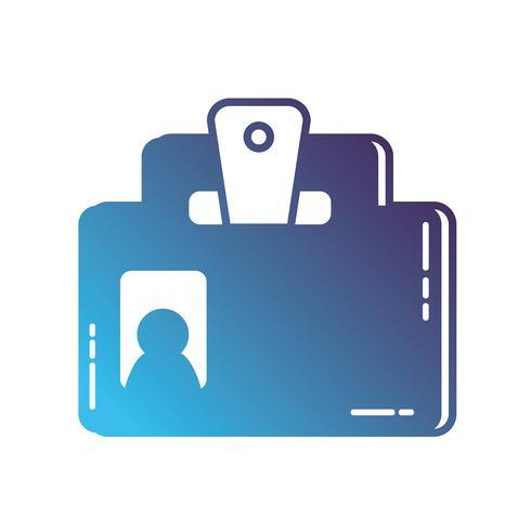 silhouet zakelijke document informatie strategie bericht