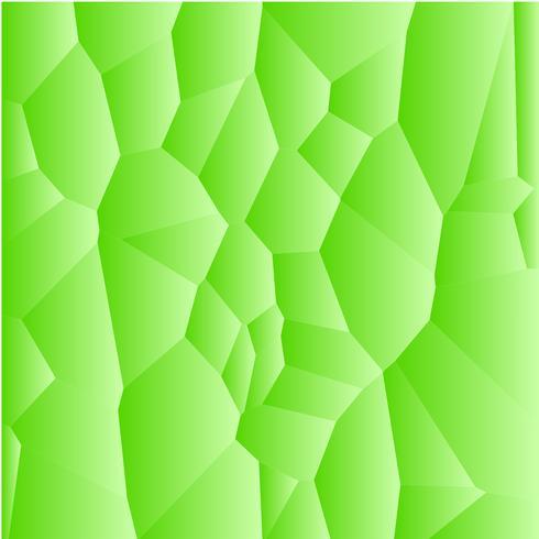 Sfondo astratto mosaico verde