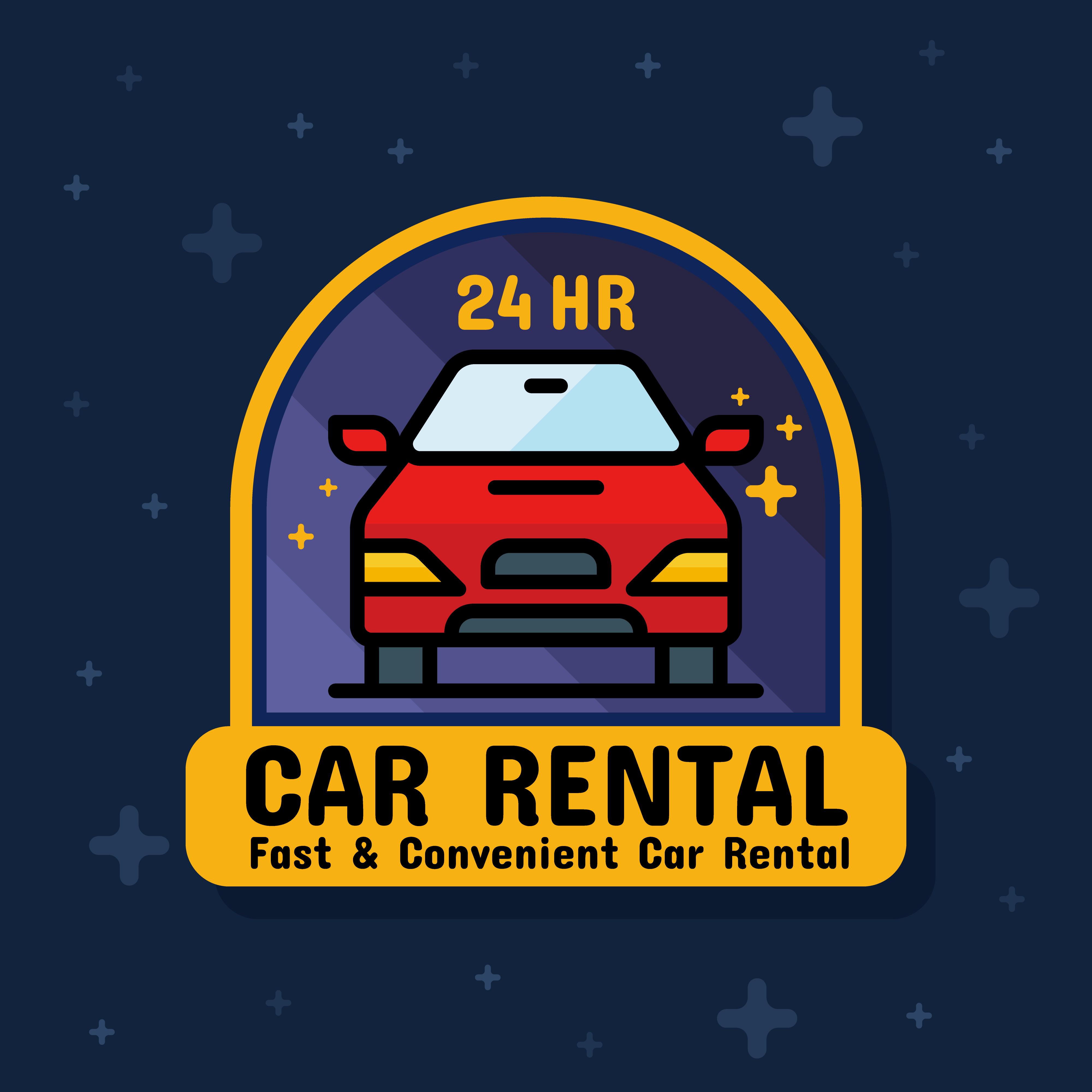 Car Rental Logo Free Vector Art 16 Free Downloads