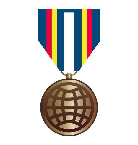 Cinta de la medalla mundial
