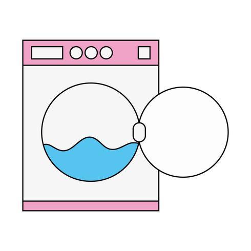 VVS tvättmaskin rör reparation