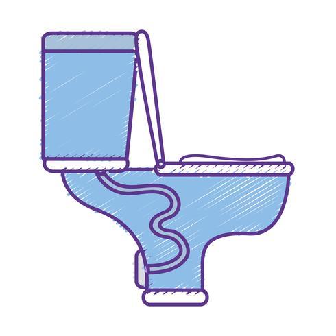 reparo de serviço de equipamentos de encanamento de WC ralado