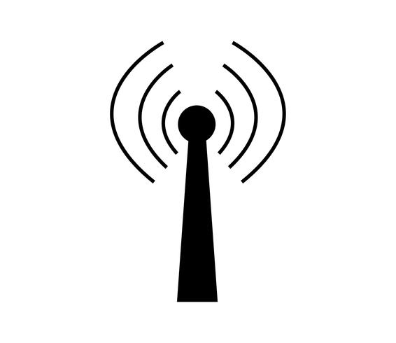 Señal wifi radio