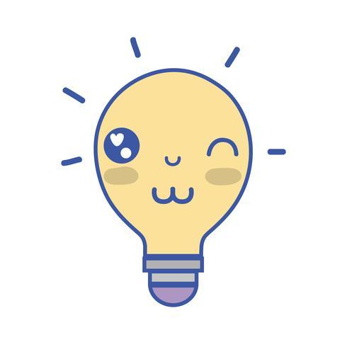 kawaii söt rolig lampa idé