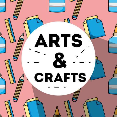 arte e artigianato design di oggetti creativi