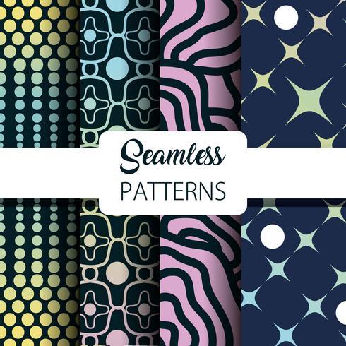 conjunto abstracto abstracto fondo gráfico decoración