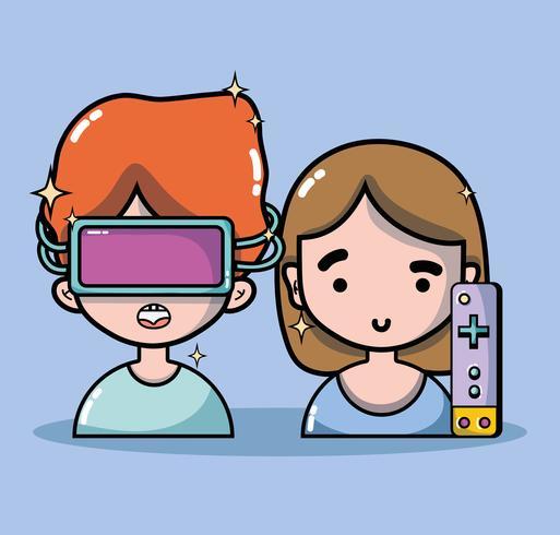 videogame console futuristische technologie om te spelen