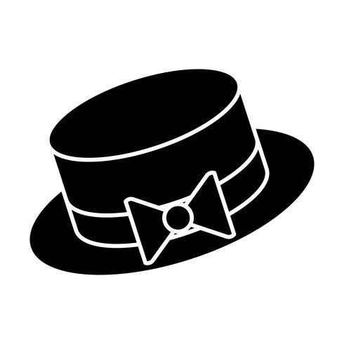 hoed accessoire pictogram