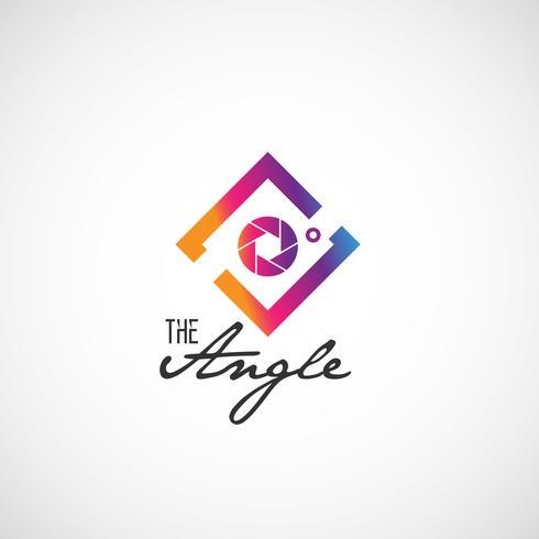 Buntes Fotografie-Logo