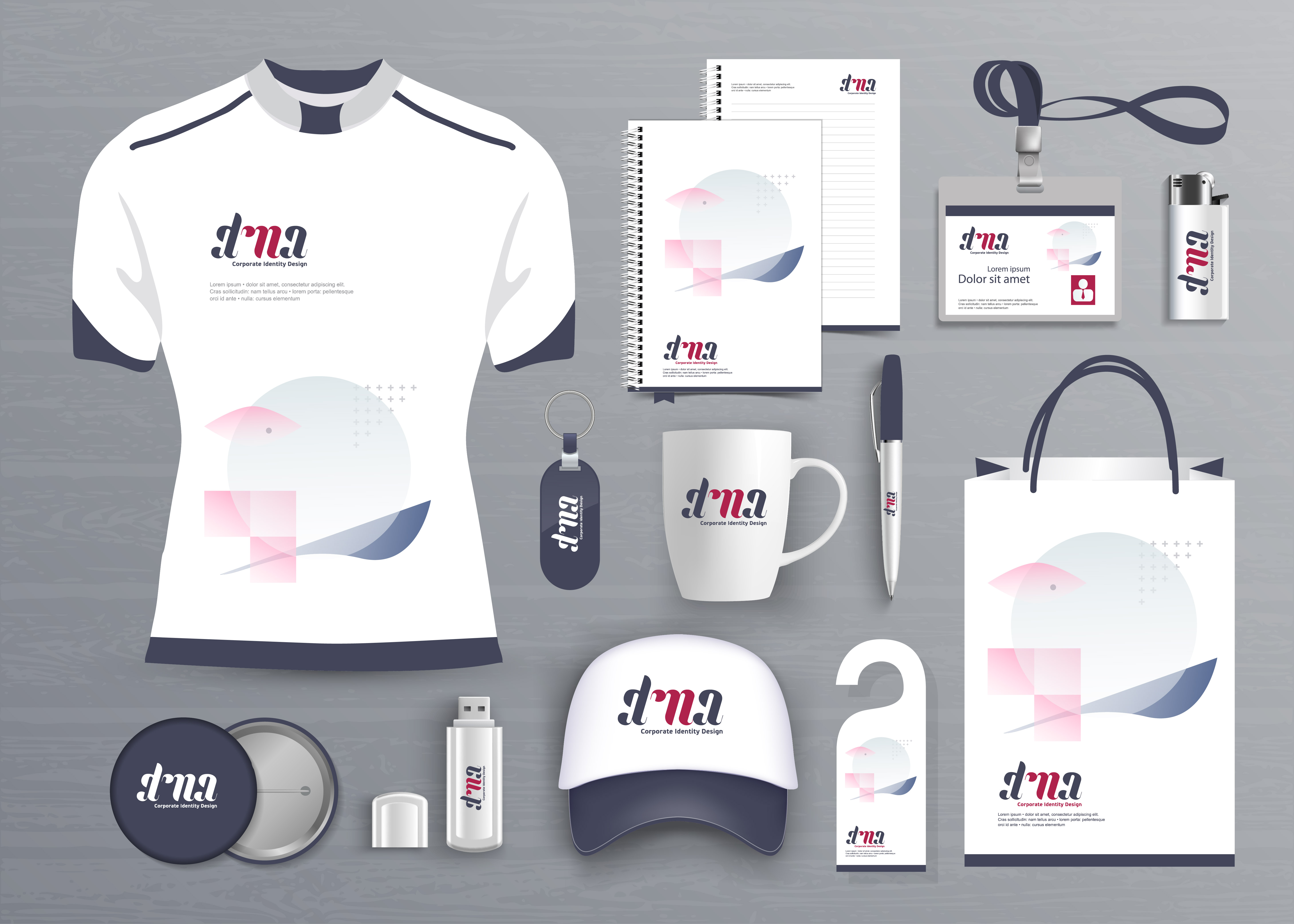 Gift Items Business Corporate Ideny