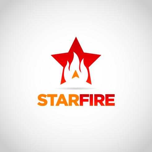 Red Star Fire Logo