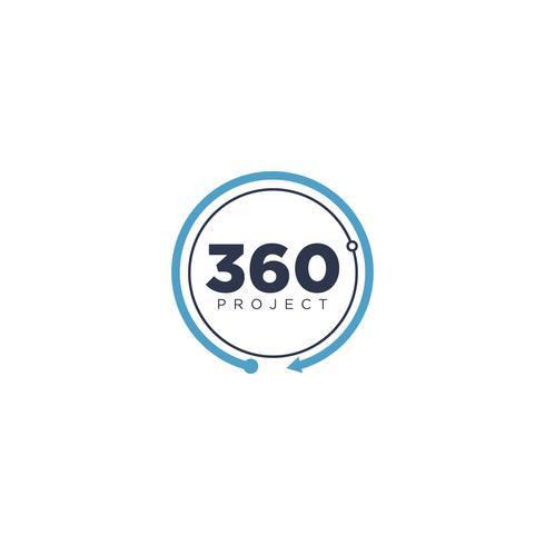Logo 360 Circle