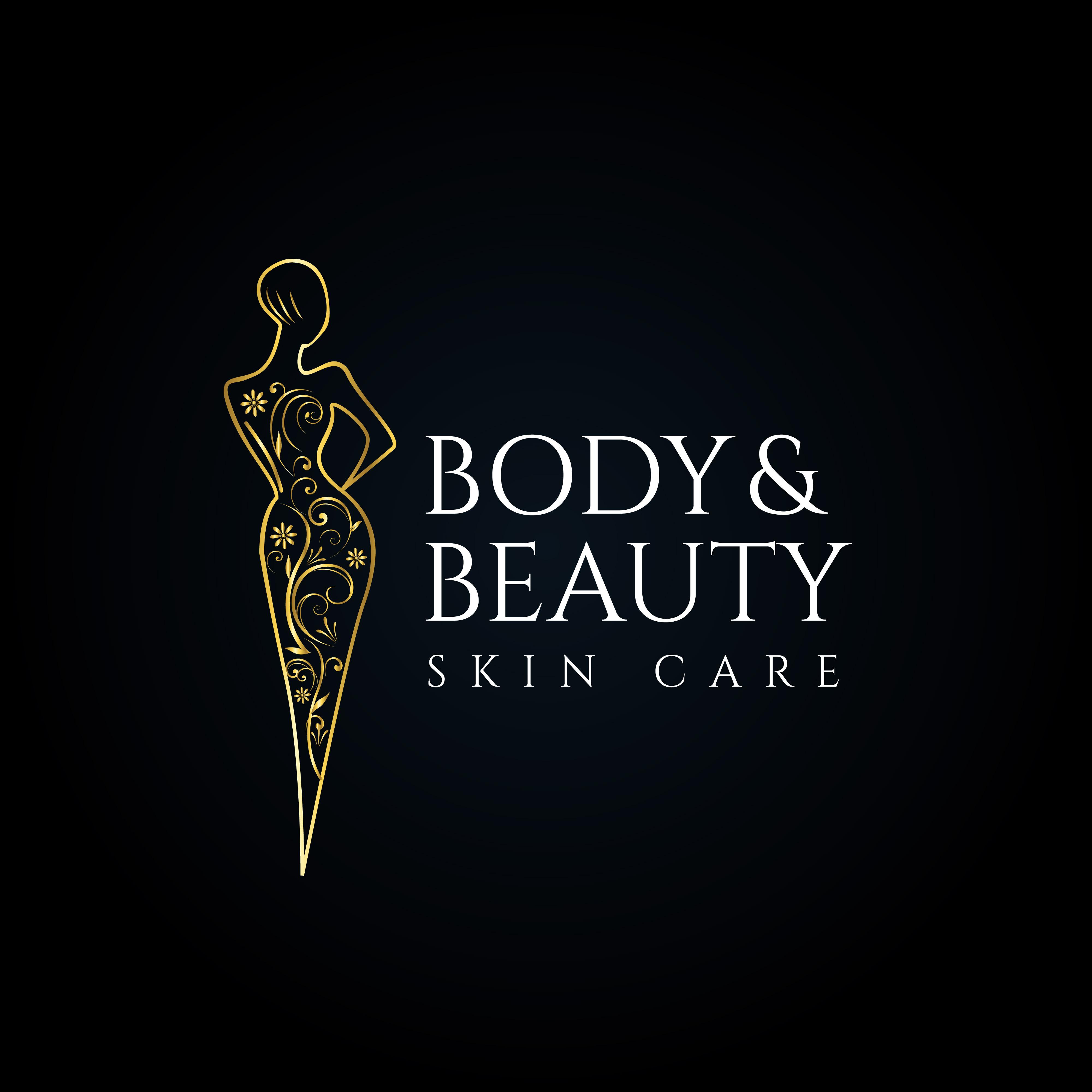 Beauty Salon Skin Care Logo Download Free Vectors Clipart Graphics Vector Art