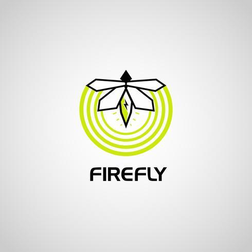 Logotipo do vaga-lume