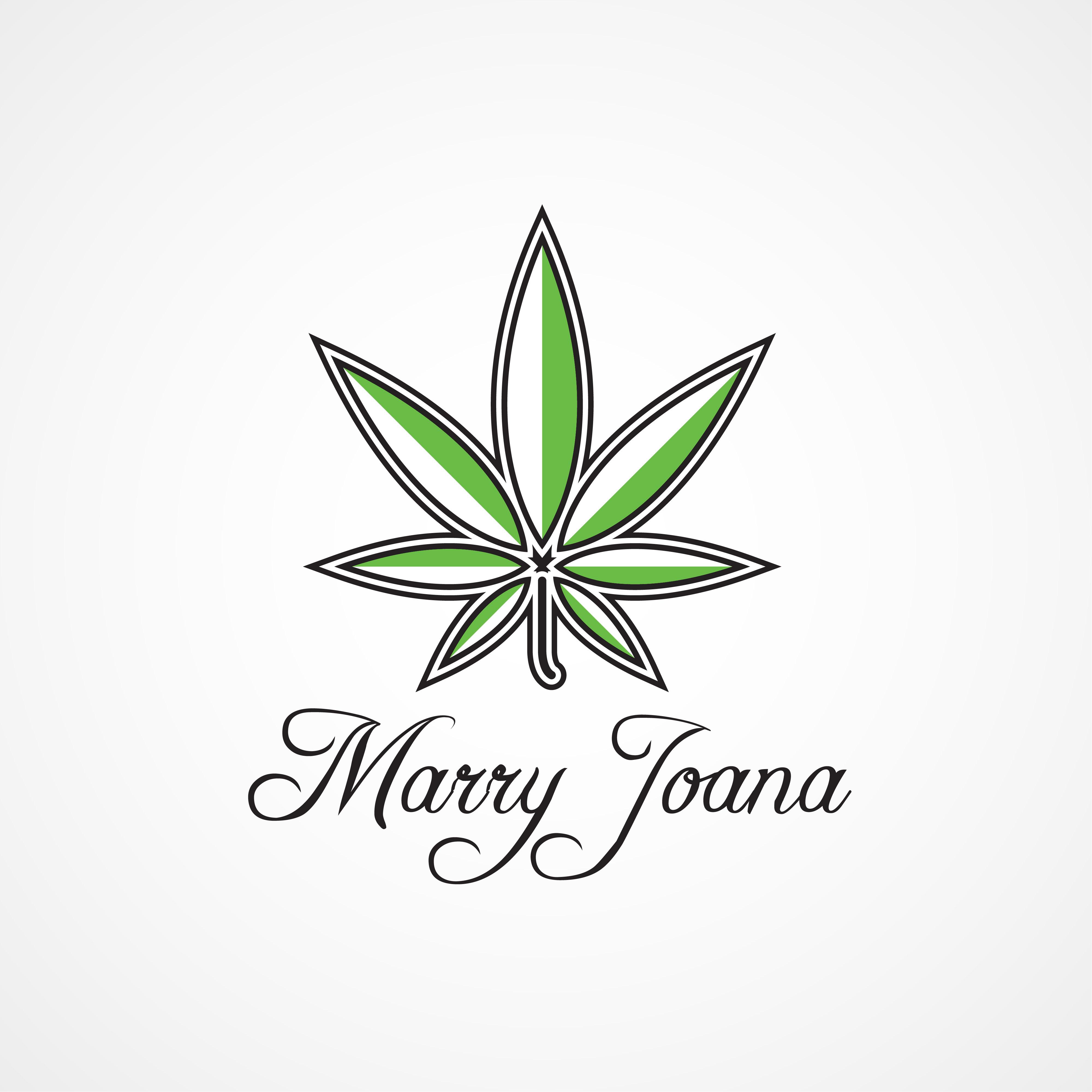 Outline Cannabis Logo 660352 - Download Free Vectors ...