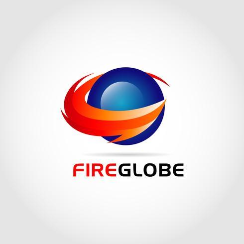 Fire Globe-Logo
