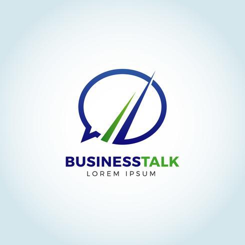 Logotipo do negócio de bolhas