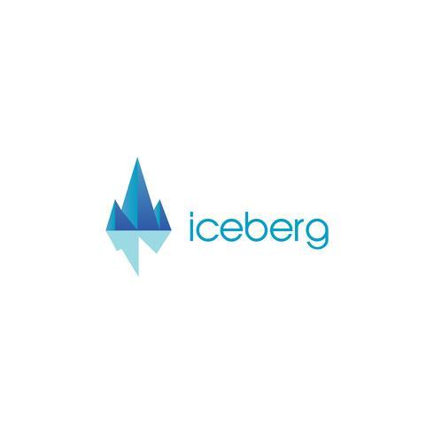 Isbergs logotyp
