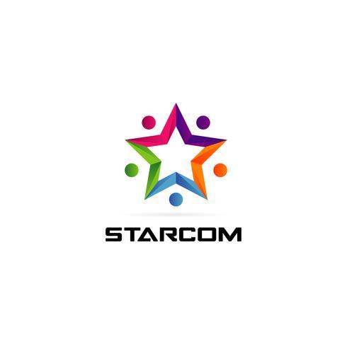Star Community-logotyp