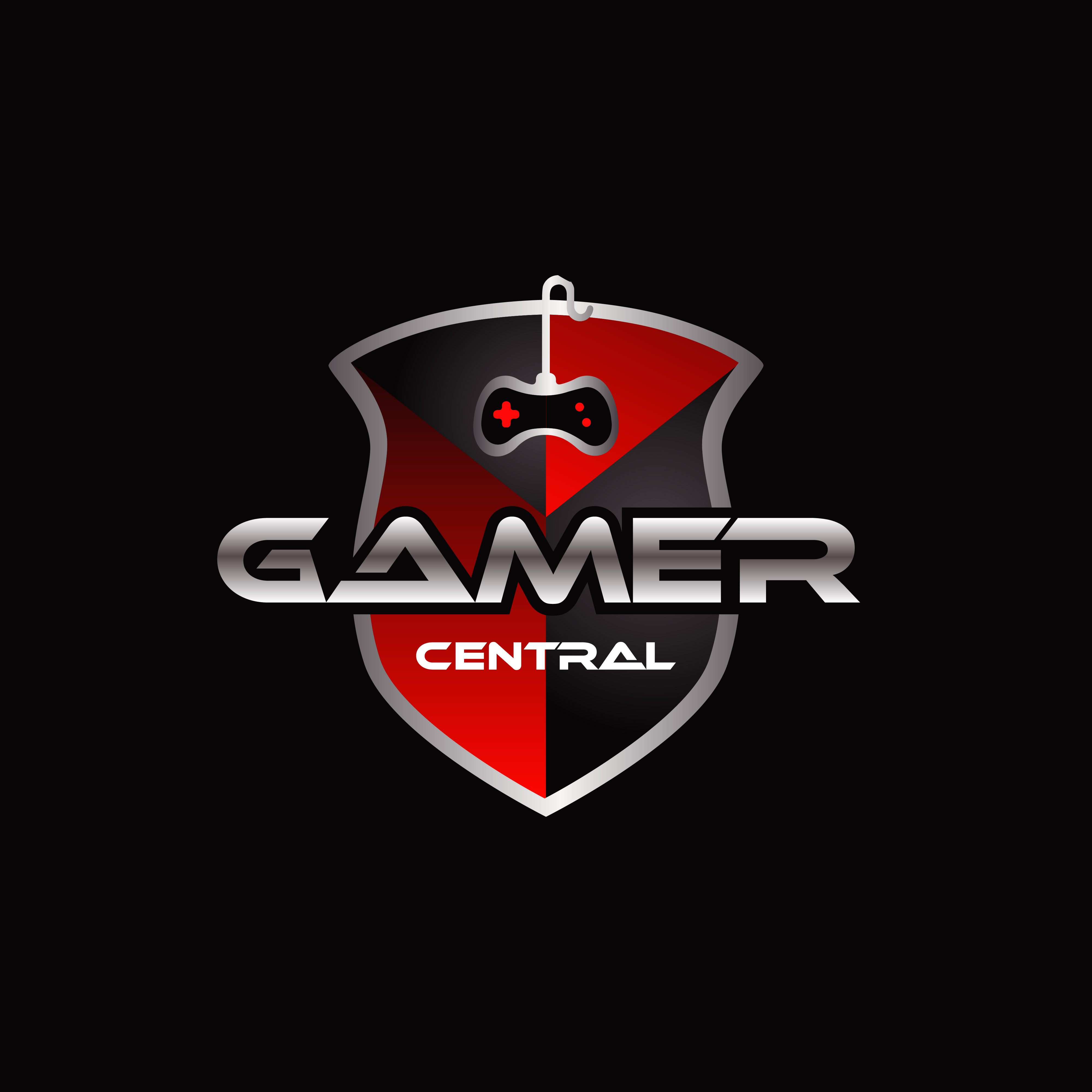 vector-gaming-controller-and-shield-logo Office Application Letter Logo on for employment examples, formal job, format example, free samples, for ojt, writing job,