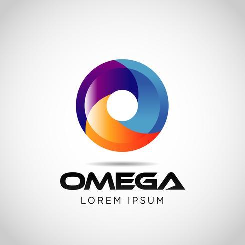 Logo colorato cerchio