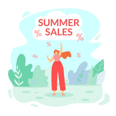 Inskription sommarförsäljning
