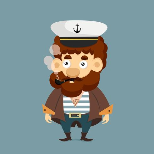 Cute Sailor character