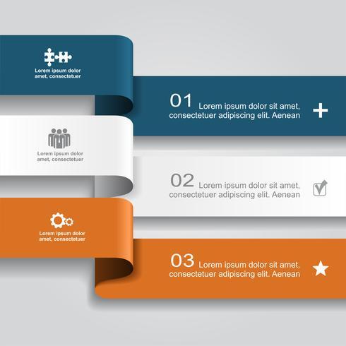 Infographik Entwurfsvorlage.