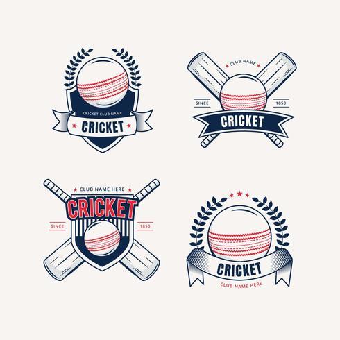 Vector de logotipo de Cricket
