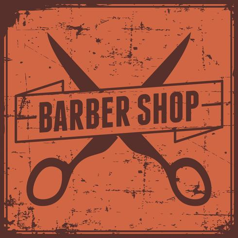 Signe Orange Barber Shop