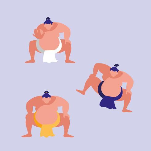 sumo avatar karaktär