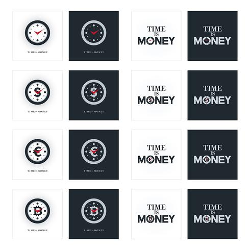 Time is money concepts
