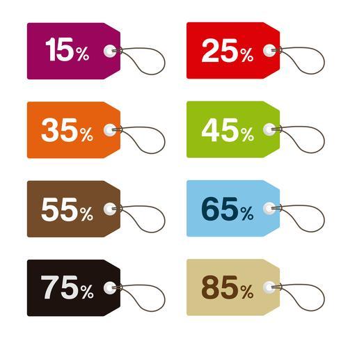 Set Labels discount