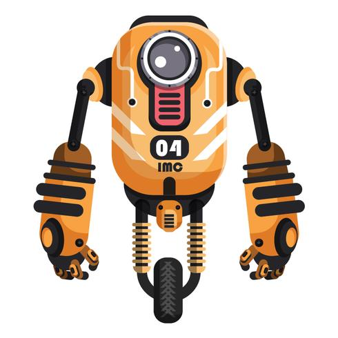 Cyclop Robot