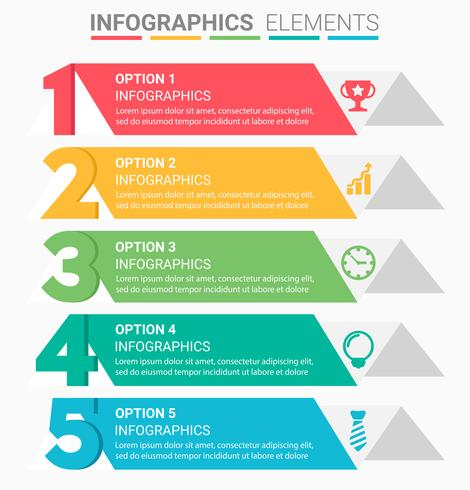 INFOGRAPHICS colorful