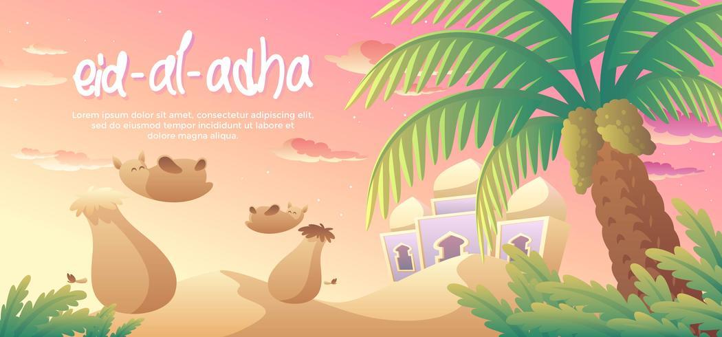 Eid Al Adha im Nahen Osten