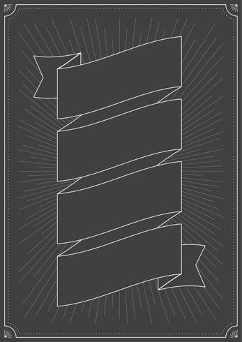 Multifunktionsleiste Banner Vorlage