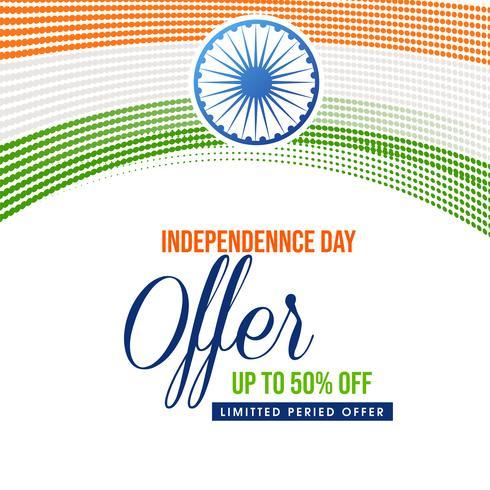 celebración del día de la independencia en India el 15 de agosto