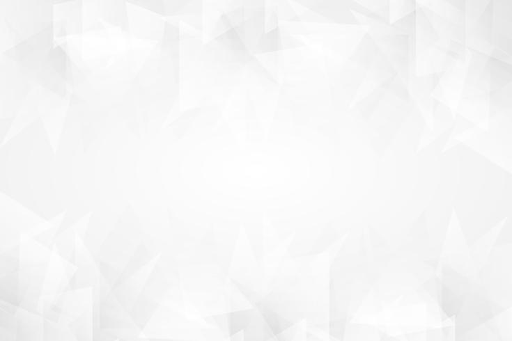 Resumen de fondo de color gris y color blanco vector