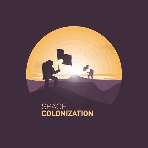 Colonizzazione spaziale