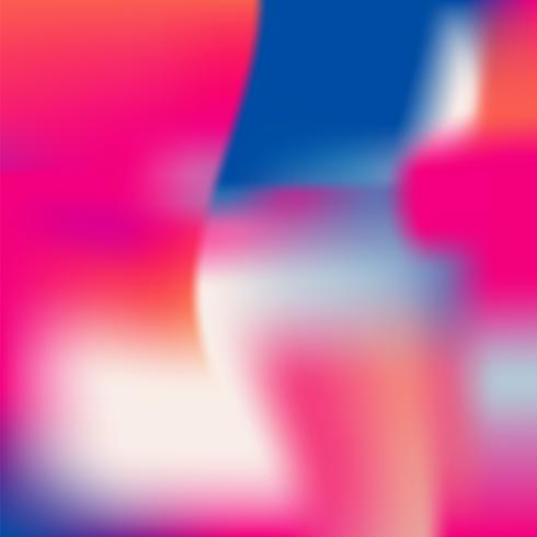 trendig tonad färg vektor