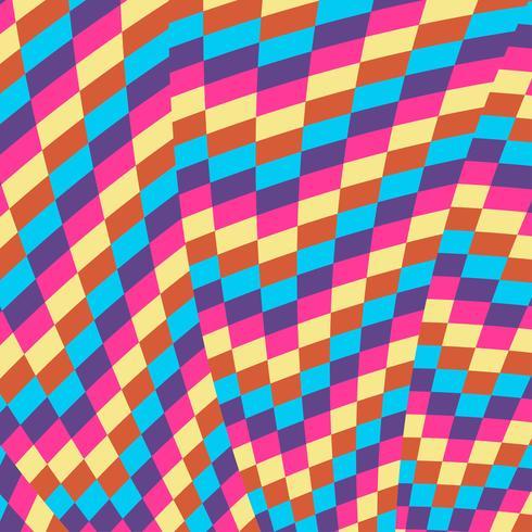 Kleurrijke patroonachtergrond