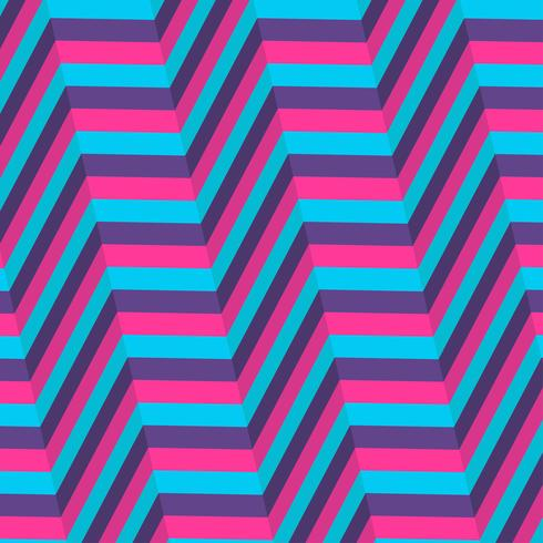Ilusión óptica fondo azul y morado